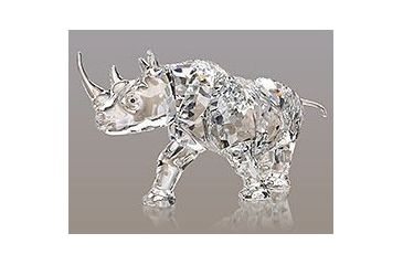 Swarovski The Rhinoceros - Numbered Limited Edition
