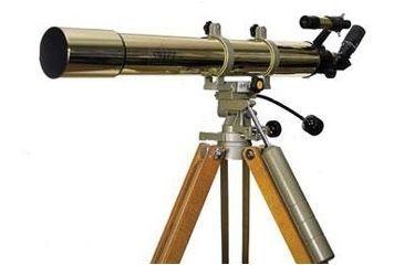 Swift Brass Terrestrial Refracting Telescope - 868A