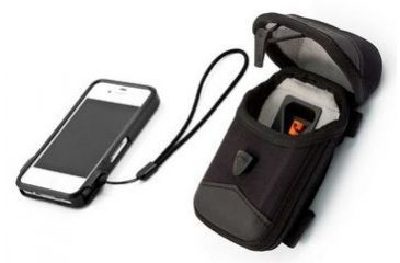 T-Reign ProLink iPhone 4/4S Smartphone Case and ProCase Gear Protector Combo, Black, Medium 0TBP-0012