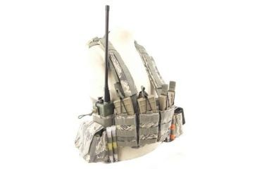 Tactical Assault Gear Phalanx Type 2 MOLLE Chest Rig, ABU 816307