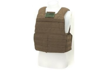 Tactical Assault Gear Rampage Releasable Armor Carrier, Large, Extra Large - Coyote Tan 812485