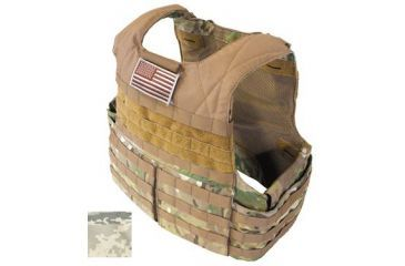 Tactical Assault Gear Rampage Releasable Armor Carrier, Small/Medium, ABU 814926