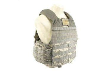 Tactical Assault Gear Rampage Releasable Armor Carrier, Small/Medium, Army ACU 812452