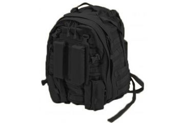 Tactical Assault Gear Sniper Pack w/ Sternum Strap & 2 Ammo Pouches, Black 811897