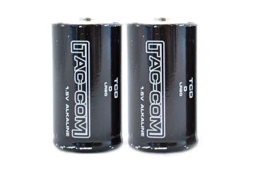 Tac-Com Taccom D-cell 2-pack - TCD