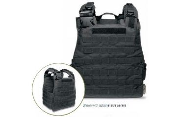 TAC Force Response Series Armor Plate Carrier T2101BK