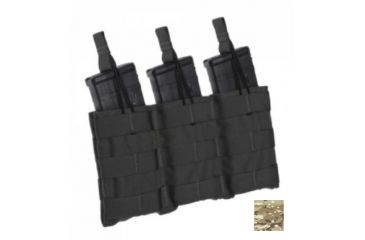 3-Tac Shield Triple Speed Load Rifle Molle Pouch