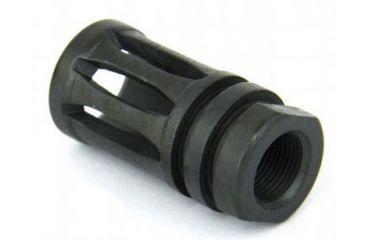 2-Tacfire .223/.556 1/2inX28 Thread Bird Cage Muzzle Brakes