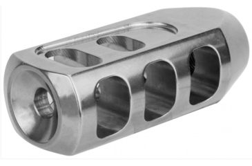 1-Tacfire .308 5/8inX24 Thread Tanker Style Muzzle Brake