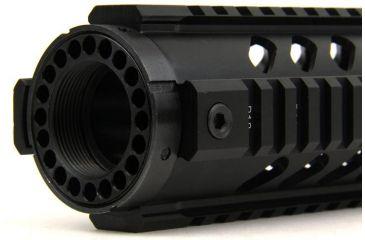 38-Tacfire Slim Keymod Free Float Clamp-On Style Hand Guard w/Detachable Rail