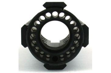 35-Tacfire Slim Keymod Free Float Clamp-On Style Hand Guard w/Detachable Rail