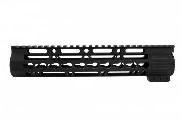 12-Tacfire AR15 Ultra Slim KeyMod Free Float Hand Guard w/Detachable Rails