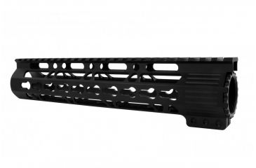 20-Tacfire AR15 Ultra Slim KeyMod Free Float Hand Guard w/Detachable Rails