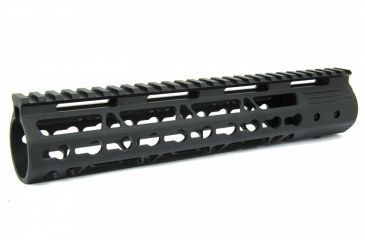 7-Tacfire AR15 Ultra Slim KeyMod Free Float Hand Guard w/Detachable Rails