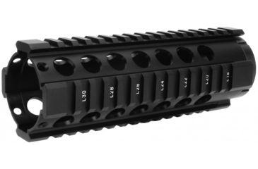 2-TacFire HG-05 2-Piece .308 Free-Float Tube Design AR Handguard