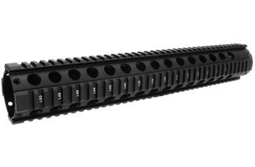4-TacFire HG-05 2-Piece .308 Free-Float Tube Design AR Handguard