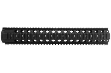 12-TacFire HG-05 2-Piece .308 Free-Float Tube Design AR Handguard