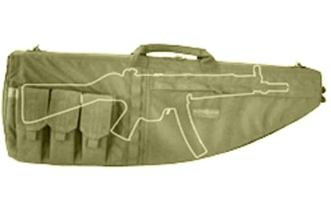 Tacprogear Personal Defense Weapons Case, Coyote Tan, Coyote B-PDWC1-CT