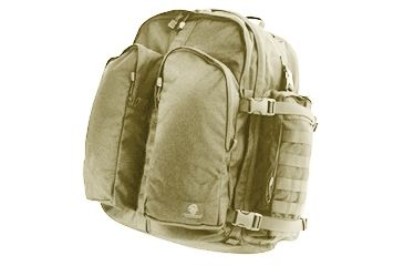 Tacprogear Spec-Ops Assault Pack, Large, Coyote Tan, Coyote, Large B-SAP3-CT