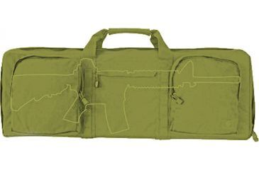 Tacprogear Tactical Rifle Case, 32 Inch, Coyote Tan B-TRC1-CT