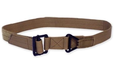 Tacprogear Universal Riggers Belt with 1.75 in. Webbing, Coyote BT-URB1-CT