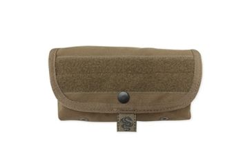 Tacprogear Utility Pouch, Medium, Coyote Tan, Coyote, Medium P-UTYMD1-CT