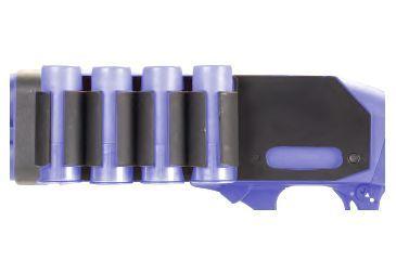 TacStar 4-Shot SideSaddle Shotshell Carrier - Remington 870 & 11-87 Law Enforcement