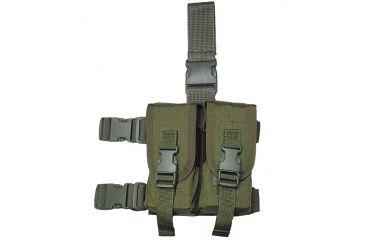 1-TAG Drop Leg M16 Mag Pouch 223DL1ACU