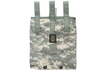 Tactical Assault Gear Dump Mag Pouch Army ACU 812646
