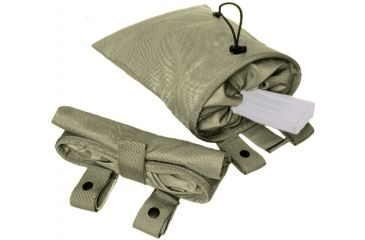 Tactical Assault Gear Dump Mag Pouch Ranger Green 812645