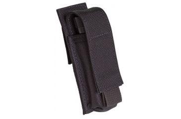Tactical Assault Gear Duty 2 Battery Flashlight Pouch Black 812638