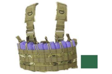 Tactical Assault Gear Gladiator Chest Rig w/out Bib, Ranger Green 812358
