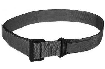 Tactical Assault Gear Heavy Duty Riggers Belt, Medium 32-34in Waist, Black 812527
