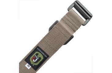 Tactical Assault Gear Heavy Duty Riggers Belt, Medium, 32-34in, Coyote Tan 812528