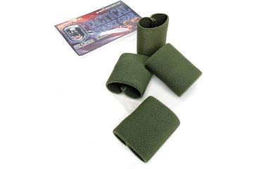 TAG Tactical Assault Gear 2'' LBE Bands - Black LBE2BK