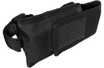Tactical Assault Gear M4 Butt Stock Single Magazine Pouch, Black 812653