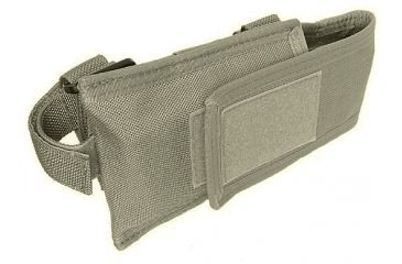 Tactical Assault Gear M4 Butt Stock Single Magazine Pouch, Ranger Green 812655