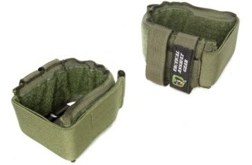 Tactical Assault Gear MOLLE Weapons Catch - Ranger Green