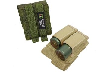 Tactical Assault Gear MOLLE Double 40mm Grenade Pouch - ACU 811993