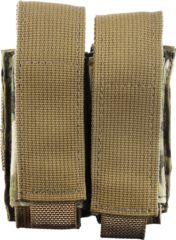 Tactical Assault Gear MOLLE Double Grenade Pouch - Multicam 811994