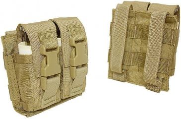 TAG MOLLE Flash-Bang Grenade 2 Pouch