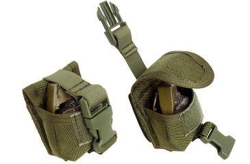 Tactical Assault Gear MOLLE Frag Grenade 1 Pouch, Multicam 812090