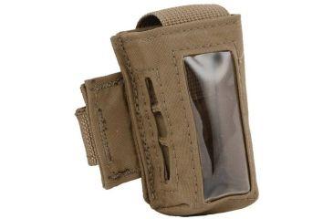 Tactical Assault Gear MOLLE Garmin GPS Pouch, Coyote Tan 825463