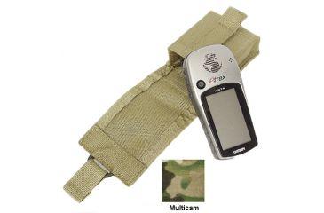Tactical Assault Gear MOLLE GPS Garmin eTrex and Compass Pouch Multicam 812130
