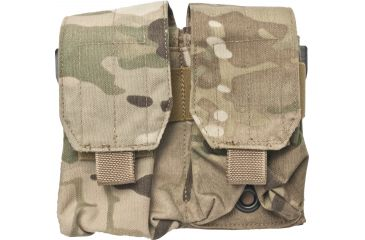 Tactical Assault Gear Molle M16 Four Magazine Pouch Multicam 812023