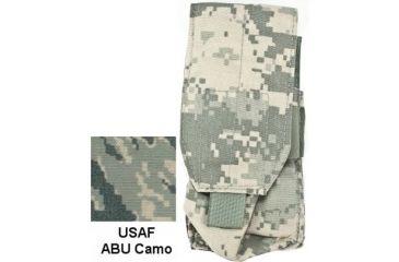 Tactical Assault Gear MOLLE M16 Mag 2 Pouch ABU 814972