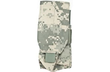 Tactical Assault Gear MOLLE M16 Mag 2 Pouch Army ACU 812017