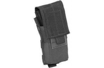 Tactical Assault Gear MOLLE M16 Mag 2 Pouch Black 812014