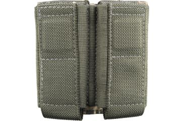 4-TAG MOLLE Enhanced Pistol Mag 2 Pouch