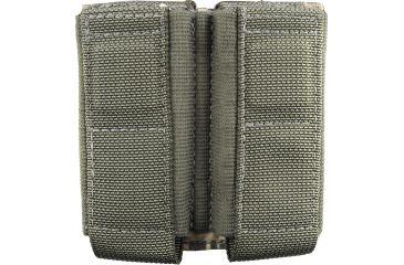 Tactical Assault Gear MOLLE Magnet Pistol Double Magazine Pouch - ABU 814980